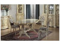 стул old Luxury Tarocco Vaccari  [388/A] крем