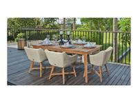 стол обеденный  Pob Skylinedesign  [23152] NATURAL TEAK